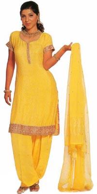 Shalwar kameez or Punjabi suit