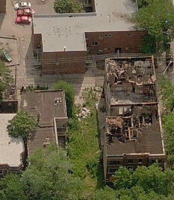Grove Parc, the slum complex in Chicago managed by Obama advisor Valerie Jarrett's company, Habitat, Inc.