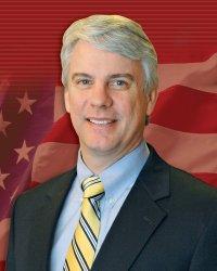 Jim Rutledge, candidate in Maryland for the Republican nomination for U.S. Senate who can defeat Democratic incumbent Sen. Barbara Mikulski.